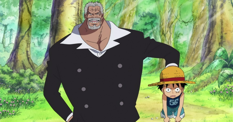 8 Things You Should Know About Monkey D Garp
