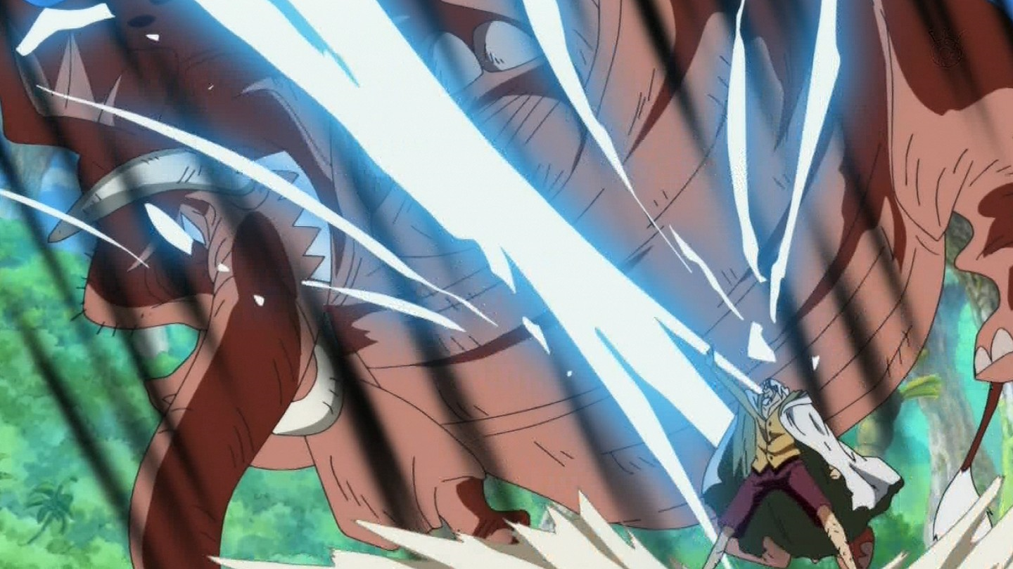 Rayleigh and his Haki | ONE PIECE GOLD