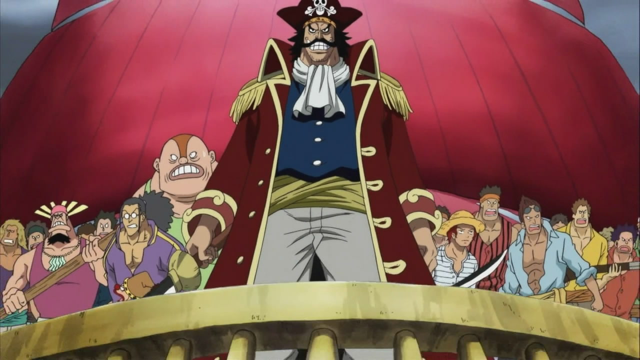 why the roger pirates won t go to raftel again
