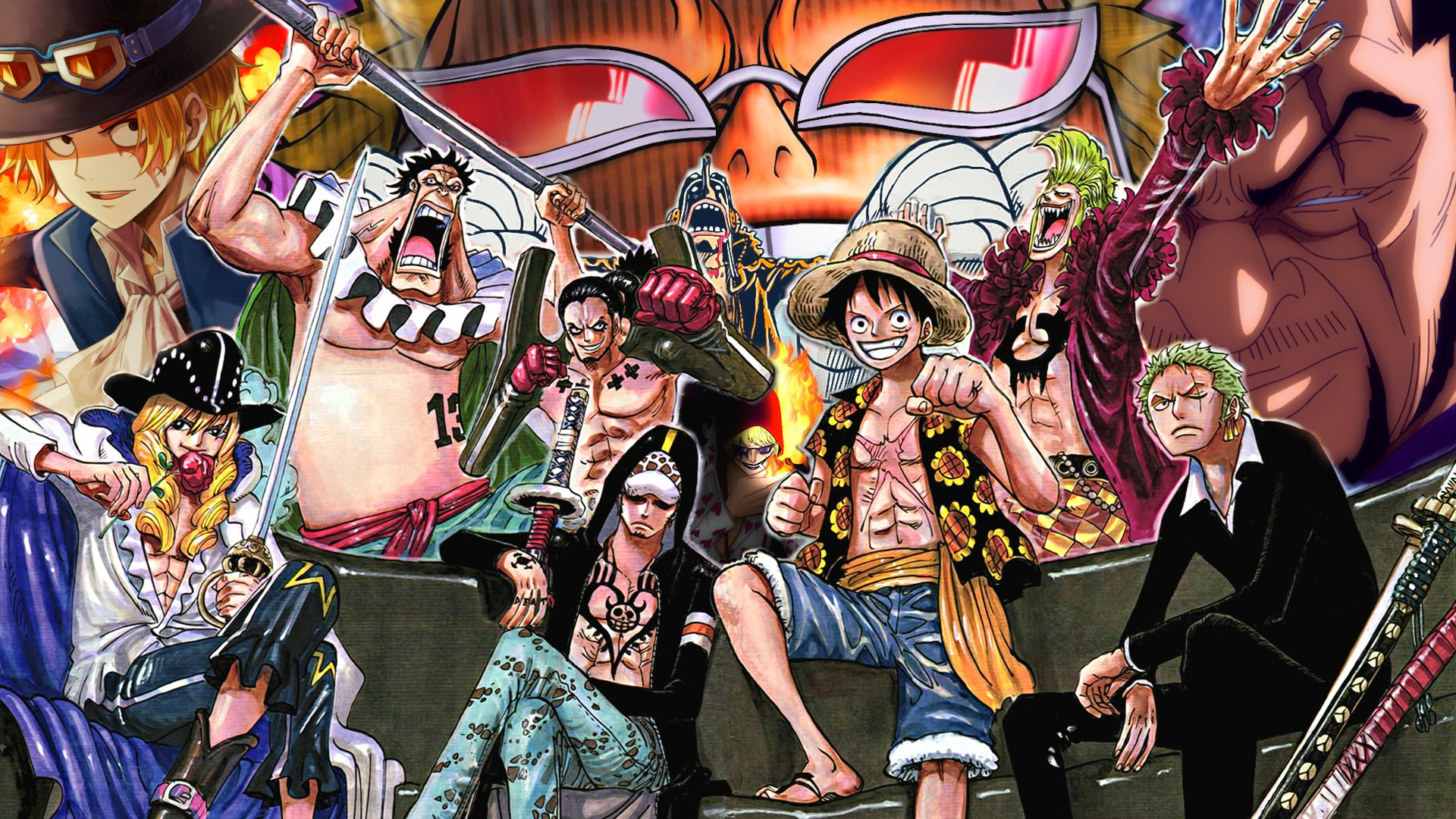 What's Your Favorite One Piece Arc?   ONE PIECE GOLD