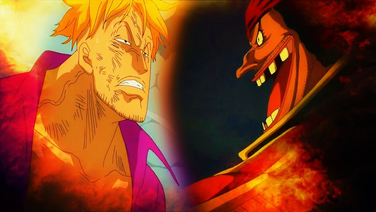 THE \'REBIRTH\' OF MARCO | ONE PIECE GOLD