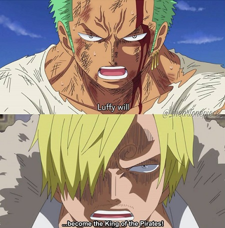 luffy and sanji relationship marketing