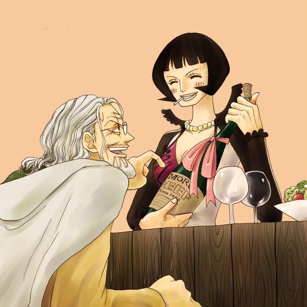 rayleigh and luffy relationship trust