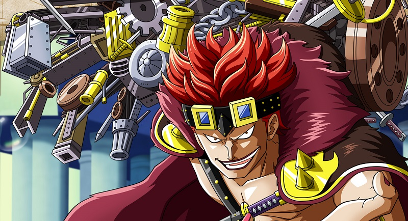 Eustass Kid & His Future Role in the Storyline | ONE PIECE ...