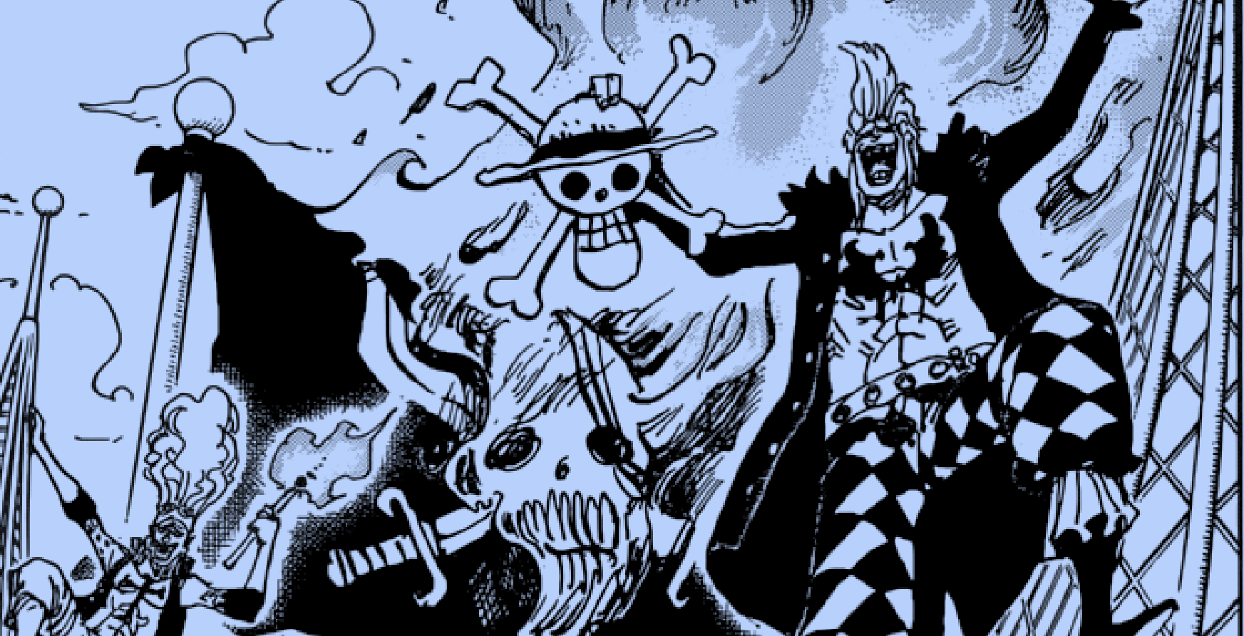 Shanks Vs Bartolomeo