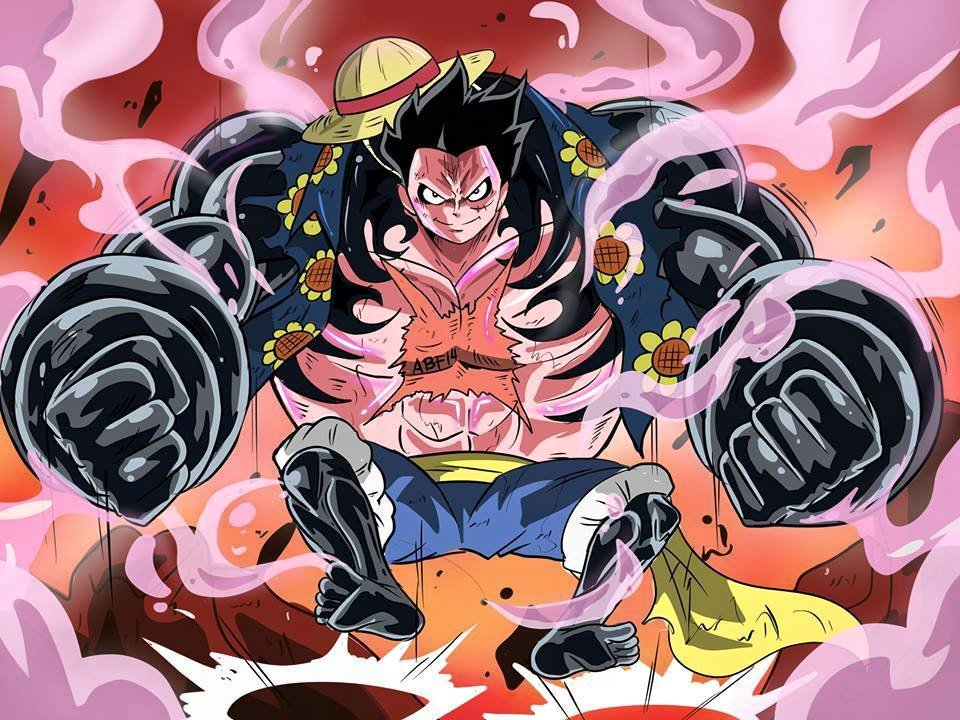 Luffy S Potential Final Gear