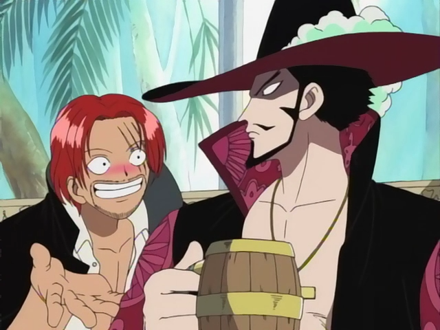 Mihawk - Could he be an ally of Shanks? | ONE PIECE GOLD